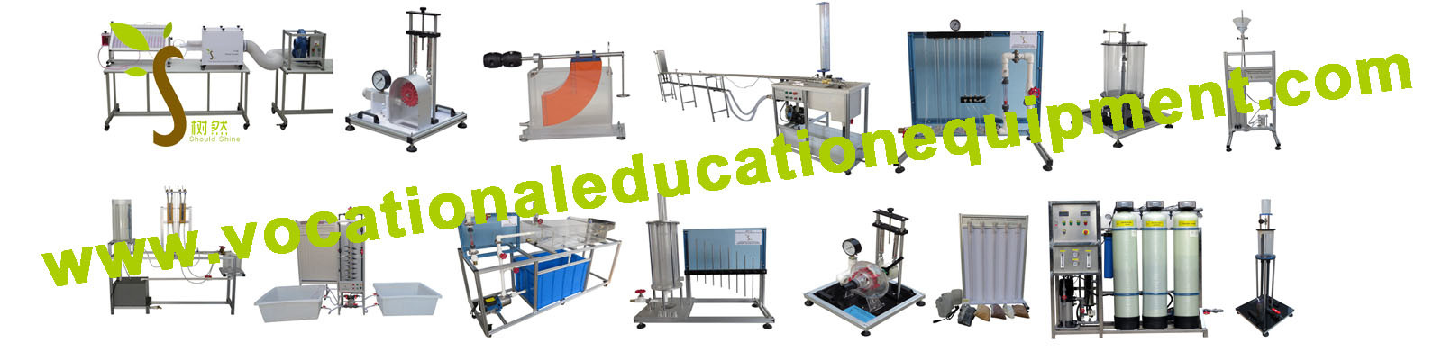 Refrigeration Training Equipment