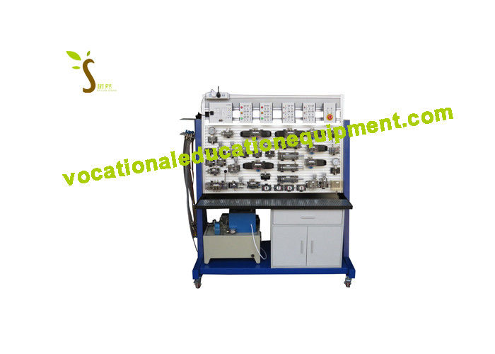 Didactic Educational Teaching Equipment 220V With Flexible Manufacturing System