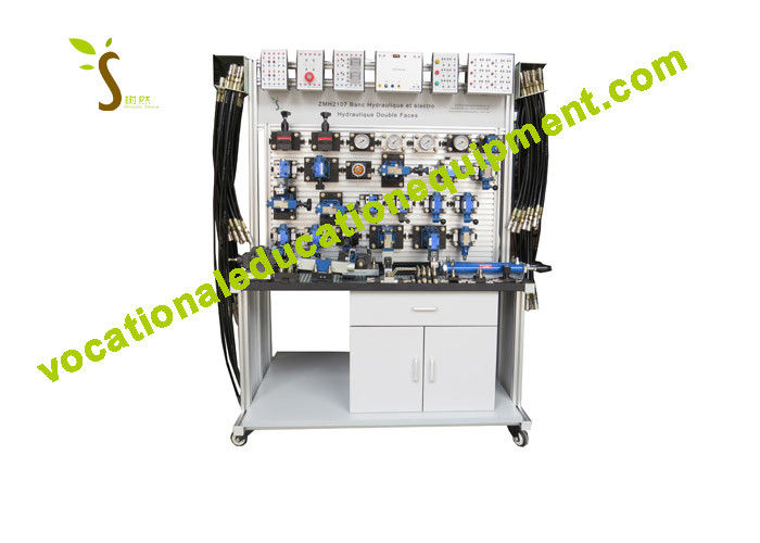 ZMH2107  Proportional Hydraulic Pressure Testing Equipment 50Hz Frequency