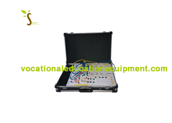 Experiment Box Vocational Education Equipment ZE1113 Electrical Trainer Kit