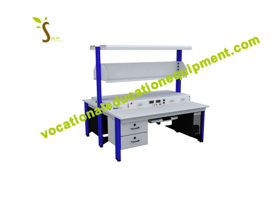 Technical Educational Electronic Equipment / Electronics Training Kit For Workbench