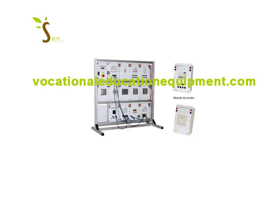ZM5129B Building Automation System Training / IT Cabling Trainer For Didactic Bench