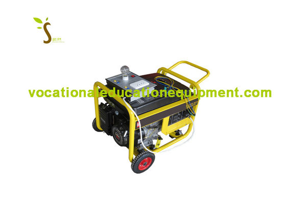 Stand Alone Generator Set Trainer Electrical Training Equipment Educational Kit