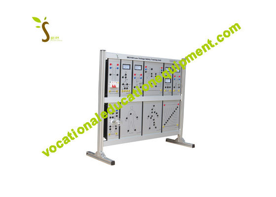 Low Votage Safety Training Unit Vocational Training Equipment Teaching Model