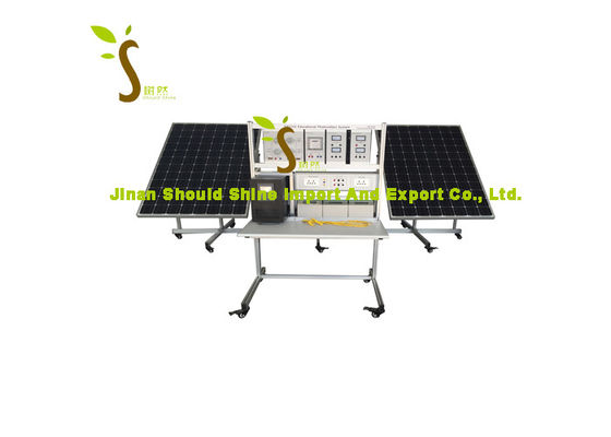Didactic Off Grid Solar Kits  Didactic / SR2102 Educational Photovoltaic System