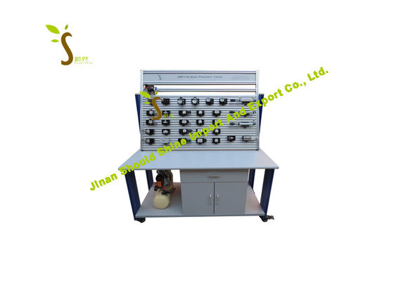ZMP1102 Basic Pneumatic Control Equipment For Pneumatic Workbench