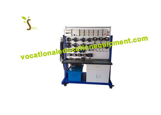 Proportional Hydraulic Training Equipment / ZMH2115 Engineering Laboratory Equipment