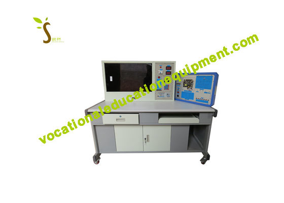 ZM6102 Vocational Training Equipment / Color TV Trainer For Home Appliance Training