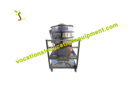 Food Machine Vocational Training Equipment / Sorting Sifting Flour Trainer