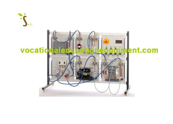 Refrigeration / Air Conditioning Training Vocational Education Equipment