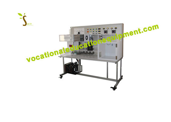 Refrigeration Model Air Conditioning Training Didactic Equipment ZM6157