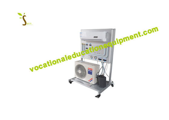 ZM6158 Air Conditioning Training Split System Refrigeration For Vocational School