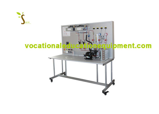 ZM6159 Trainer Air Conditioner Cooling Heating System Station For Vocational School
