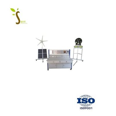 Didactic Equipment Renewable Training Equipment Didactic system of domestic energy production